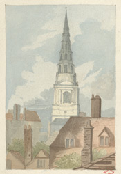Church of St Paul, Deptford f.35